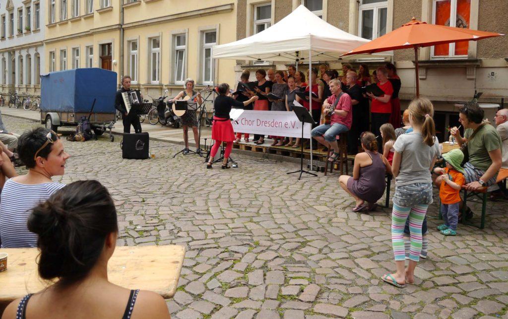 Konzert Ecke Nord 2016