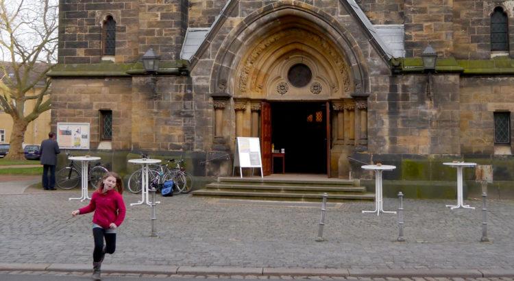 Himmelfahrtskirche Leuben