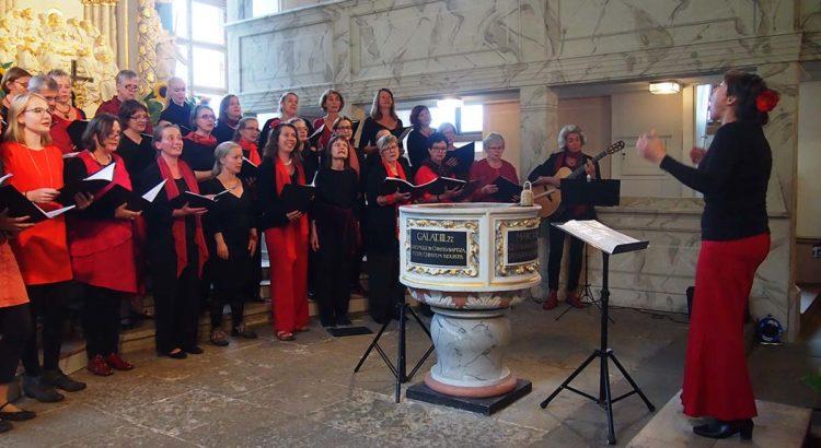 Weinbergkirche Dresden Freier Chor
